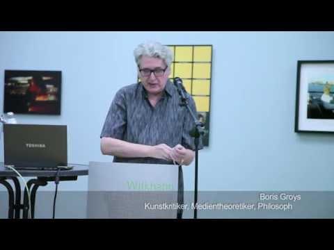 Punctum lecture series part I: Boris Groys: Producing Punctum