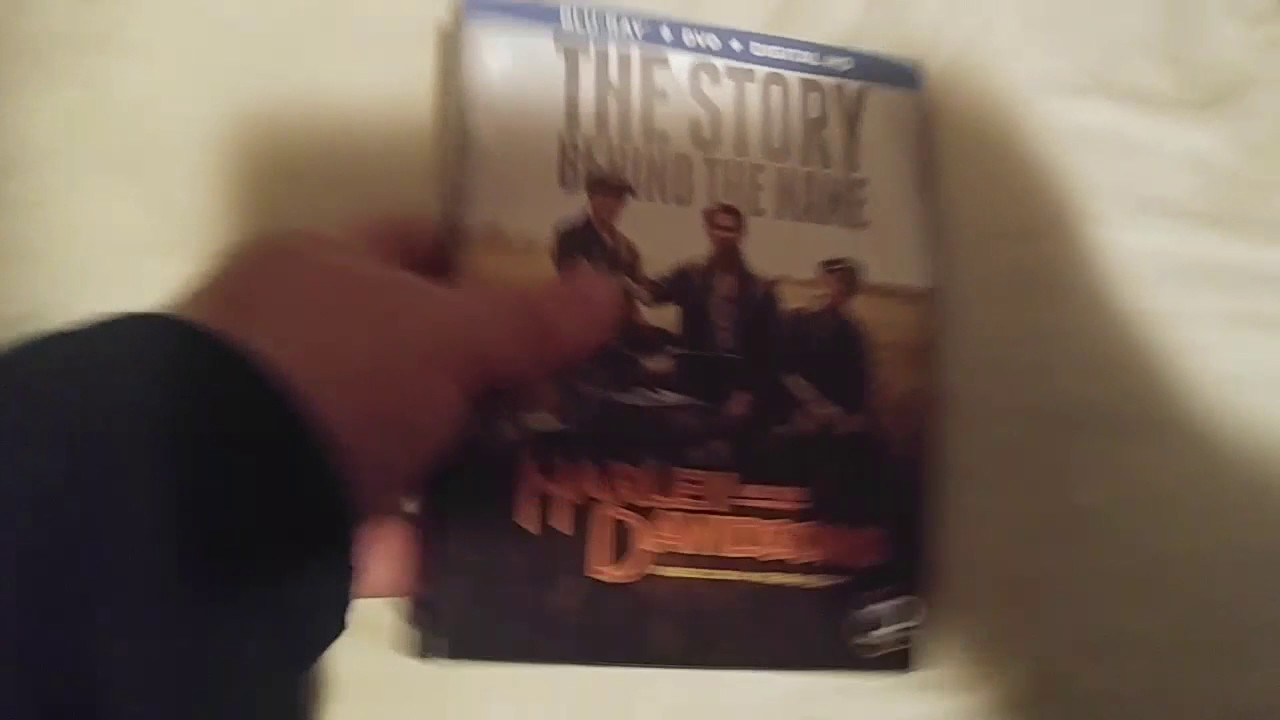 harley and the davidsons (blu-ray/dvd/digital hd) unboxing - youtube