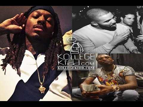 Montana Of 300 Weighs In On Drake Having A Ghostwriter + Fan Reactions poster