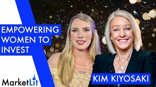 Kim Kiyosaki: Why women have got finance wrong & understanding the financial freedom formula
