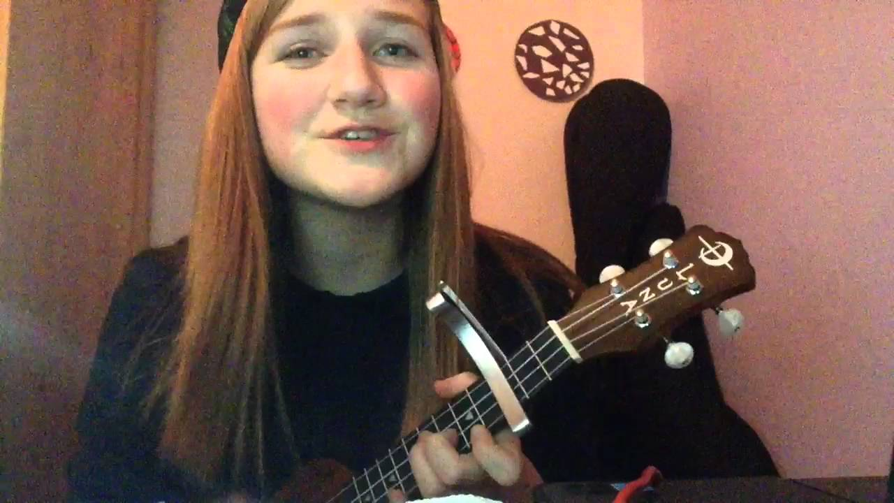 The good the bad and the dirty panic at the disco soprano at the disco soprano ukulele cover youtube hexwebz Gallery