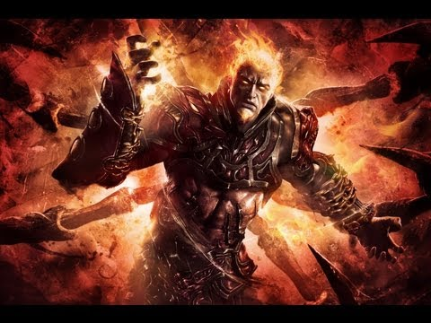 Video Analisis God of War Ascension