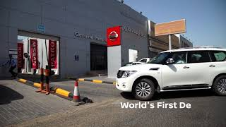 Nissan Patrol #Experience