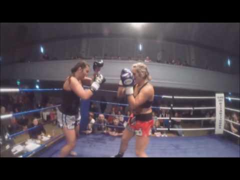 fight 3 - Lynsey McVie WG2 Vs Alana Bartell A-1 GYM