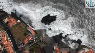 Furacão Leslie, Madeira