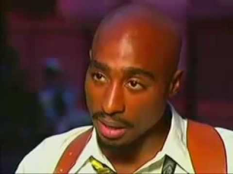 Tupac Interview - Gang Related