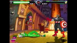 Mugen - Captain America's Initiation To Team Muigi01