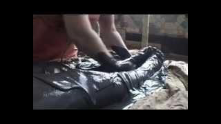 видео сакские грязи