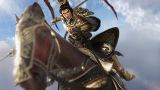 Dynasty Warriors 9 Gameplay (PC)
