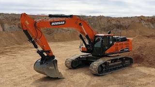 Doosan Large Frame Machines