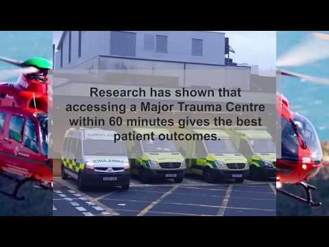 Swansea Major Trauma Centre to save lives in South Wales