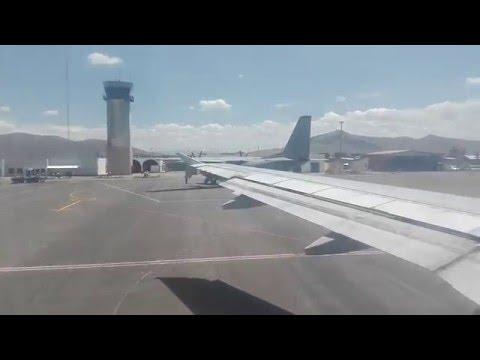 Despegue Del Aeropuerto De Juliaca