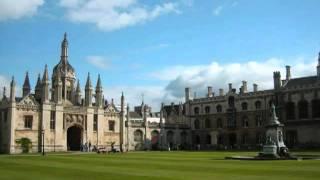 Грант на обучение в University of Cambridge