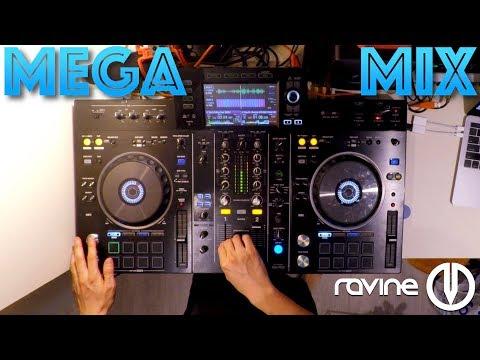 DJ Ravine's 2017 Mega Mix