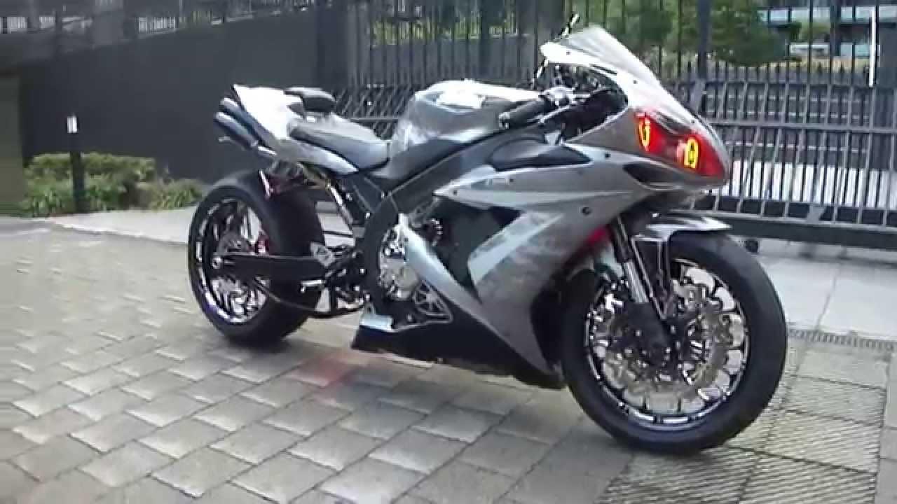 Yamaha R Custom Fairings