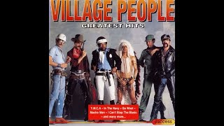Village People.  Greatest Hits 1993 (vinyl record)