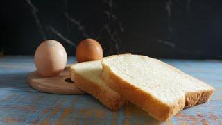 식빵 있나요? 간단하게 만드는 계란빵