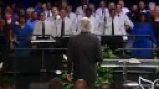 "Benny Hinn sings ""FILL MY CUP, LORD"""