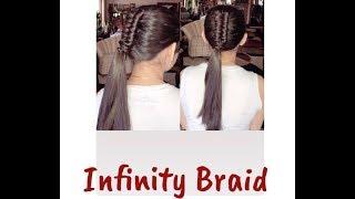 HOW TO: Infinity Braid