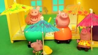 Мультик из игрушек Свинка Пеппа - Наступит Осень