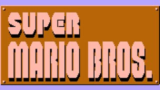 Classic NES Gaming: Super Mario Bros.