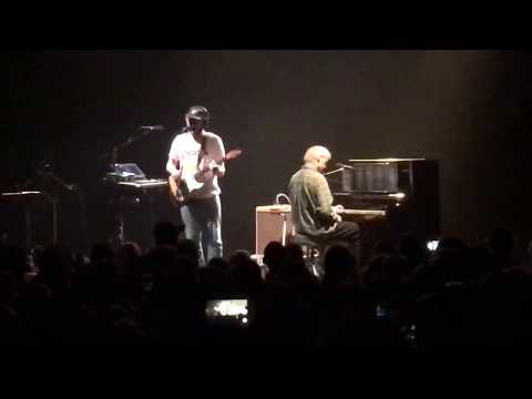 Bon Iver with Bruce Hornsby: I can't make you love me