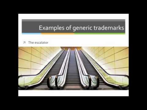 Generic Trademarks/Google