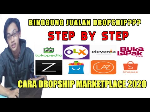 cara-dropship-marketplace-2020-part-#1-(full-tutorial)