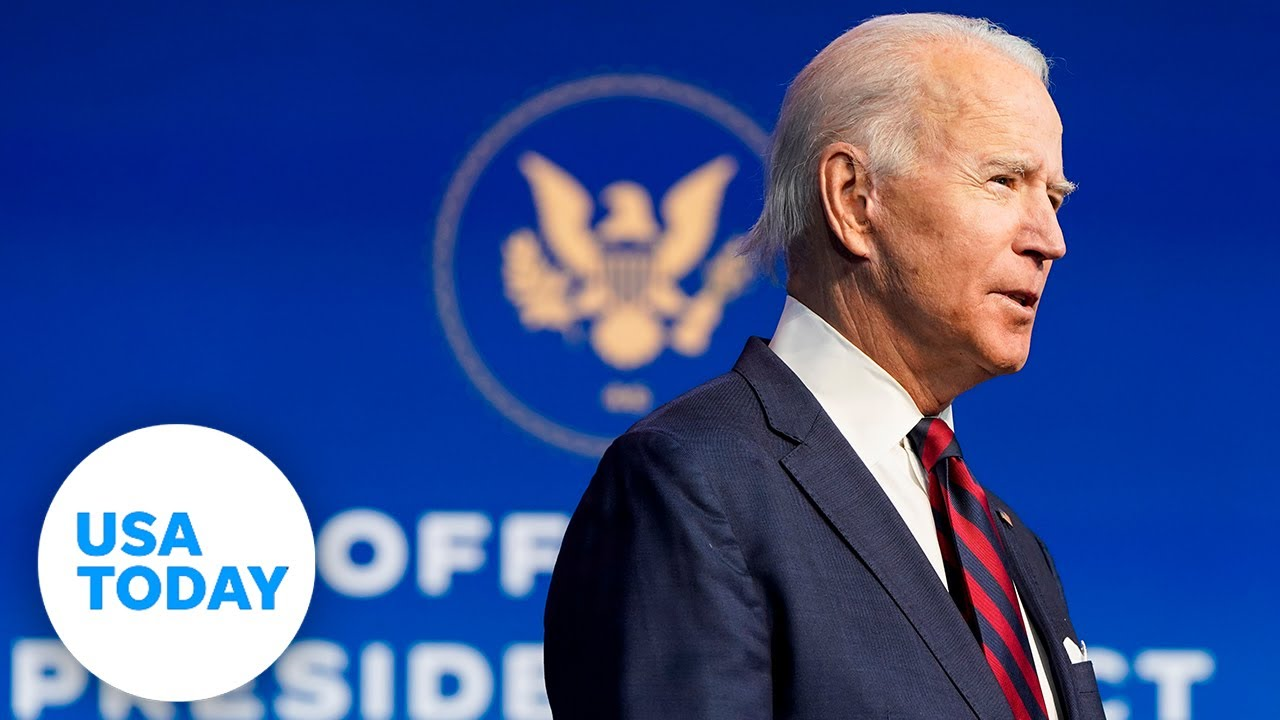 President-elect Biden provides COVID-19 vaccine distribution plan | USA TODAY
