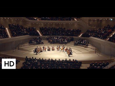 Ástor Piazzolla - Fuga y Misterio for 12 Celli - Die 12 Cellisten der Deutschen Stiftung Musikleben