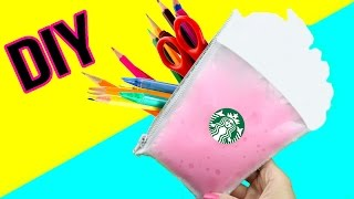 Welcome! learn how to make diy liquid slime starbucks pencil case! school supply project! these cases are so easy and ver...