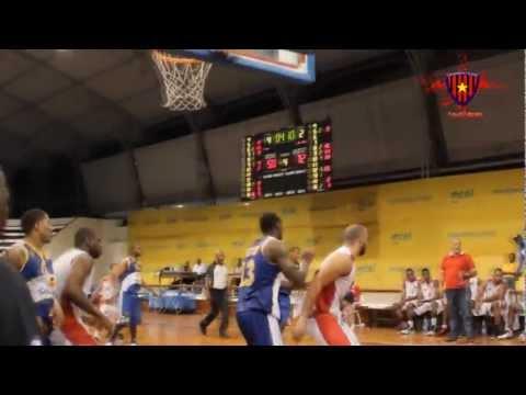 1º de Agosto apuramento na Zona VI Basquetebol - Maputo/Moçambique 2012