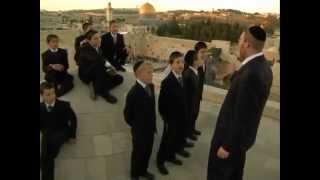Хор Еврейских Мальчиков   Иерусалим   The Shira Chadasha Boys Choir