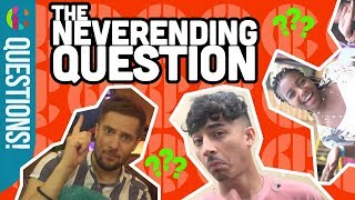 The Neverending Question at CBBC Summer Social