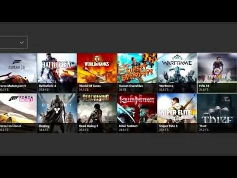 New Xbox One Experience русская версия 30.09.2015