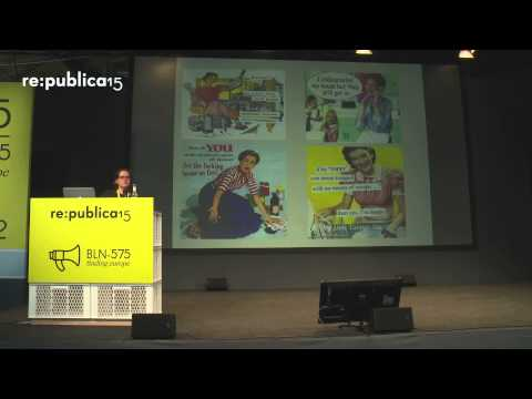 re:publica 2015 - Sarah Kember: Sex, Lies and Smart Cities on YouTube
