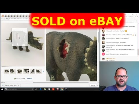 What I Sold on eBay this Week, and starting on a new platform