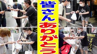 【祝!わっきー弁当発売初日】ステーキタケルで売り子してみた!