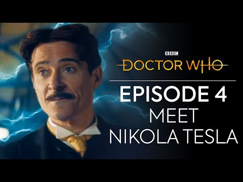 An Introduction to Tesla | Nikola Tesla's Night of Terror | Doctor Who: Series 12