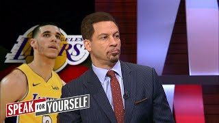 Chris Broussard: Lonzo Ball is the culture changer in Los Angeles | SPEAK FOR YOURSELF