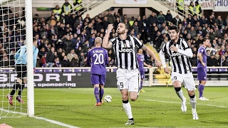 Fiorentina - Juventus 0-3 (07.04.2015) Ritorno, Semifinale Coppa Italia.
