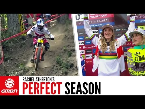 Rachel Atherton's Perfect 2016 Season – How Did She Do It?