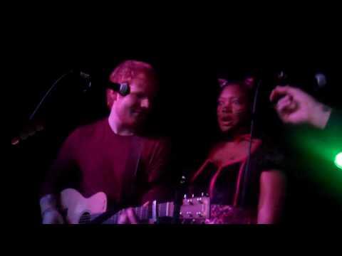 Ed Sheeran - One Night @ The Mercury Lounge, New York 31/10/13