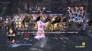 Warriors Orochi 3 Ultimate: Xbox One gameplay