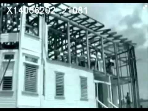 1962 After Hurricane Hattie Belize