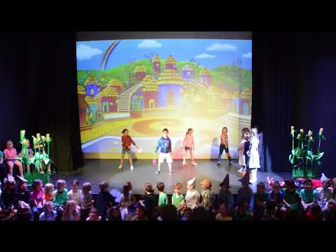 The Wizard of Oz Year 3 Production