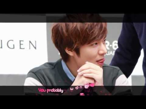 [Engsub] You And I ~ Lee Min Ho [My Everything Mini Album]