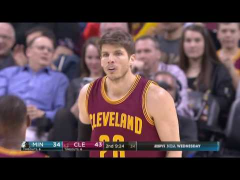Minnesota Timberwolves vs Cleveland Cavaliers | February 1, 2017 | NBA 2016-17 Season