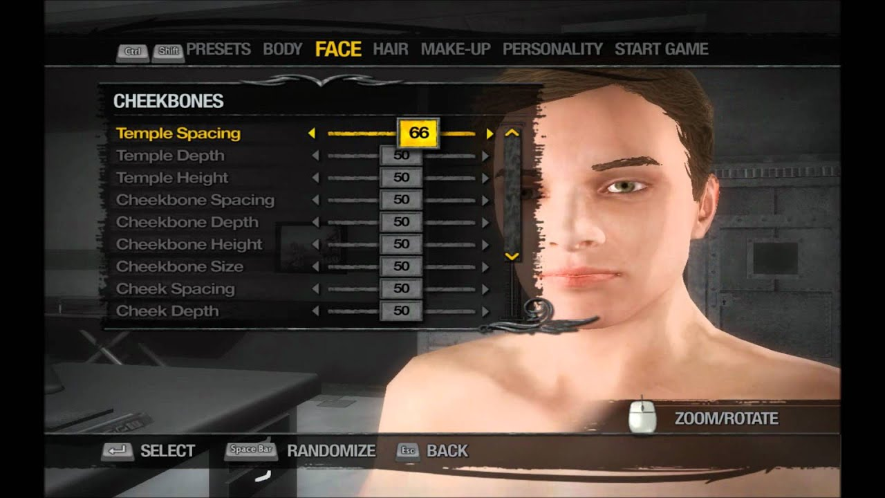 Presets download character archeage List of