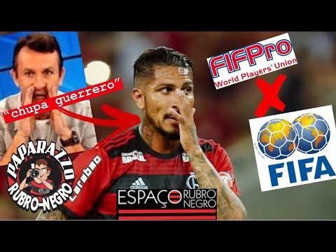 Federação de Jogadores Profissionais pede mudança no caso Guerrero! Esse Neto não existe!